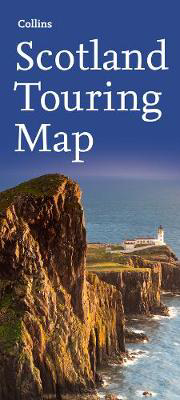Picture of Scotland Touring Map: Ideal for exploring