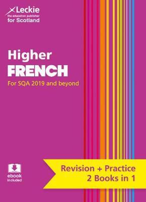 Picture of Higher French: Revise for SQA Exams (Leckie Complete Revision & Practice)