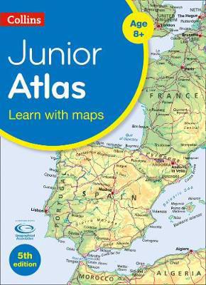 Picture of Collins Junior Atlas (Collins Primary Atlases)