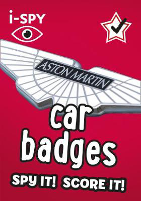 Picture of i-SPY Car badges: What can you spot? (Collins Michelin i-SPY Guides)