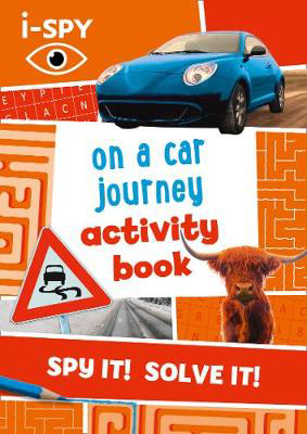 Picture of i-SPY On a Car Journey Activity Book (Collins Michelin i-SPY Guides)
