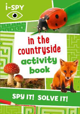 Picture of i-SPY In the Countryside Activity Book (Collins Michelin i-SPY Guides)