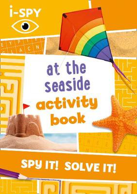 Picture of i-SPY At the Seaside Activity Book (Collins Michelin i-SPY Guides)