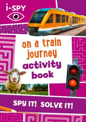 Picture of i-SPY On a Train Journey Activity Book (Collins Michelin i-SPY Guides)