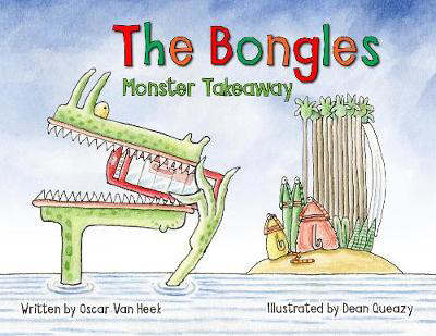 Picture of The Bongles- Monster Takeaway