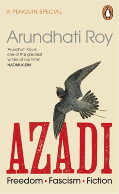 Picture of AZADI: Freedom. Fascism. Fiction.