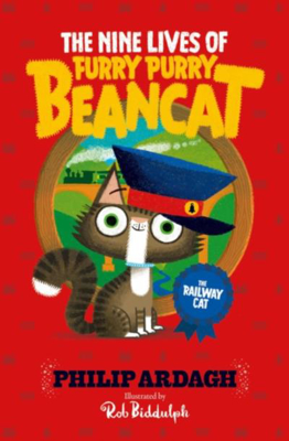 Picture of The Nine Lives of Furry Purry Beancat - The Railway Cat