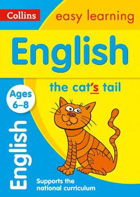 Picture of English Ages 6-8: Prepare for school with easy home learning (Collins Easy Learning KS1)