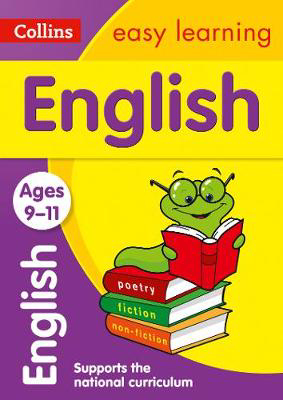 Picture of English Ages 9-11: Prepare for school with easy home learning (Collins Easy Learning KS2)