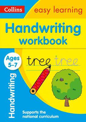 Picture of Handwriting Workbook Ages 5-7: Prepare for school with easy home learning (Collins Easy Learning KS1)