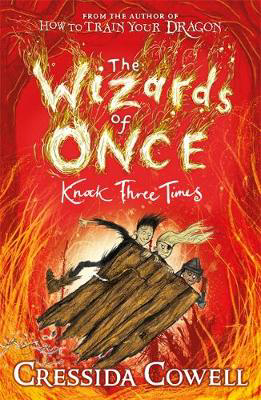 Picture of The Wizards of Once: Knock Three Times: Book 3