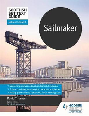 Picture of Scottish Set Text Guide: Sailmaker for National 5 English