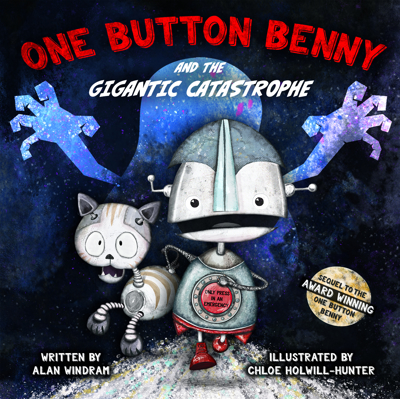 Picture of One Button Benny And The Gigantic Catastrophe