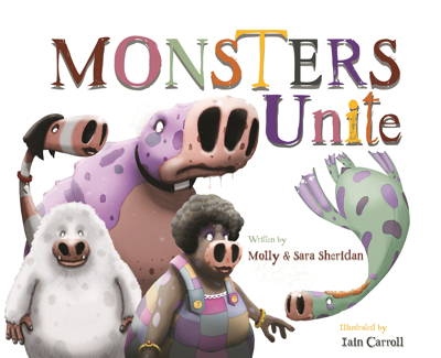 Picture of Monsters Unite
