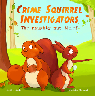Picture of Crime Squirrel Investigators