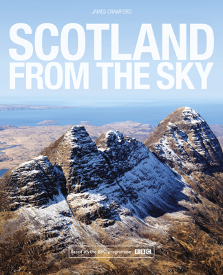 Picture of Scotland from the Sky