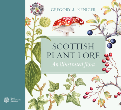 Picture of Scottish Plant Lore: An Illustrated Flora