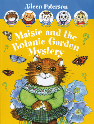 Picture of Maisie and the Botanic Garden Mystery