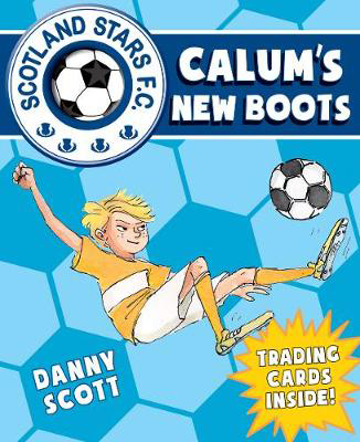 Picture of Calum's New Boots