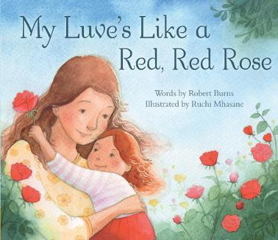 Picture of My Luve's Like a Red, Red Rose
