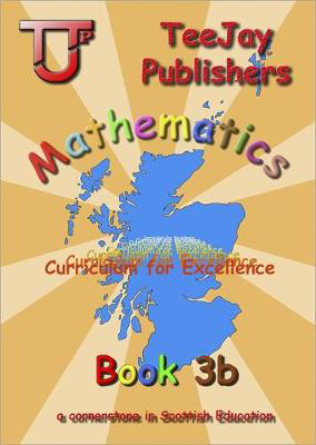 Picture of TeeJay Mathematics CfE Third Level Book 3B