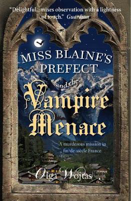 Picture of Miss Blaine's Prefect and the Vampire Menace