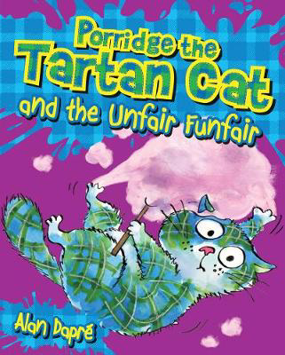 Picture of Porridge the Tartan Cat and the Unfair Funfair
