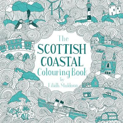 Picture of The Scottish Coastal Colouring Book