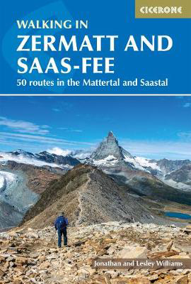 Picture of Walking in Zermatt and Saas-Fee: 50 routes in the Mattertal and Saastal