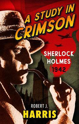 Picture of A Study in Crimson: Sherlock Holmes: 1942