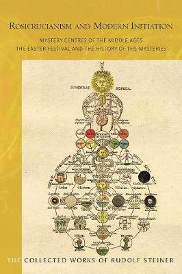 Picture of Rosicrucianism and Modern Initiation: Mystery Centres of the Middle Ages. The Easter Festival and the History of the Mysteries