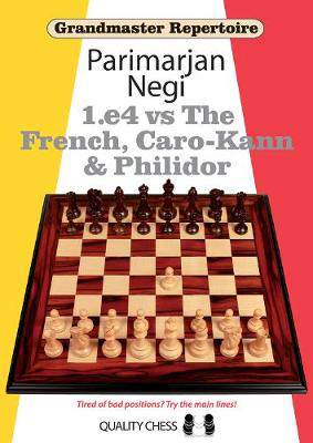Picture of 1.e4 vs The French, Caro-Kann and Philidor