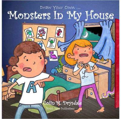 Picture of Draw Your Own Monsters In My House