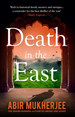 Picture of Death in the East: Sam Wyndham Book 4