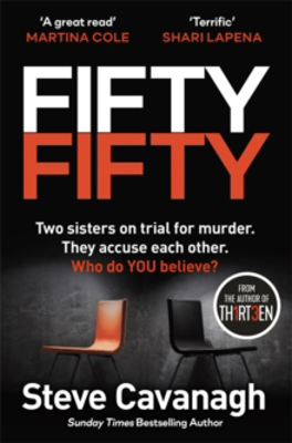 Picture of Fifty-Fifty: The Number One Ebook Bestseller, Sunday Times Bestseller, BBC2 Between the Covers Book of the Week and Richard and Judy Bookclub pick