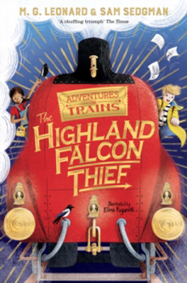 Picture of The Highland Falcon Thief
