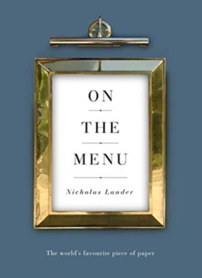 Picture of On the Menu: The world's favourite piece of paper