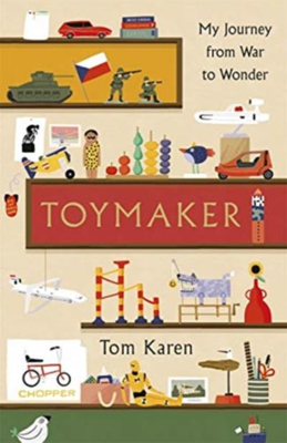 Picture of Toymaker: The autobiography of the man whose designs shaped our childhoods