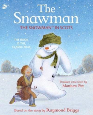 Picture of The Snawman: The Snowman in Scots