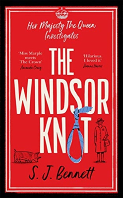 Picture of The Windsor Knot: The Queen investigates a murder in this delightfully clever mystery for fans of The Thursday Murder Club