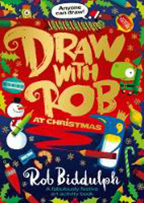 Picture of Draw with Rob at Christmas
