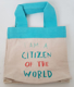 Picture of Small Canvas Tote Bag