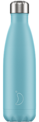 Picture of Chillys Water Bottle Pastel Blue - Festival Logo