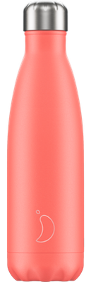 Picture of Chillys Water Bottle Pastel Coral - Festival Logo