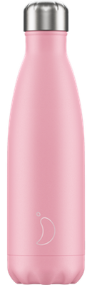 Picture of Chillys Water Bottle Pastel Pink - Festival Logo