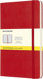 Picture of Red Squared Moleskine - Limited Edition Edinburgh International Book Festival Logo Edition