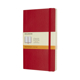 Picture of Red Ruled Moleskine - Limited Edition Edinburgh International Book Festival Logo Edition