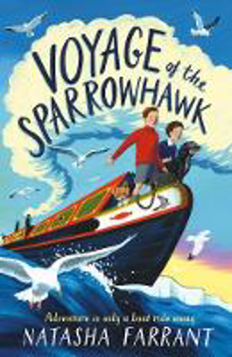 Picture of Voyage of the Sparrowhawk: Winner of the Costa Children's Book Award 2020