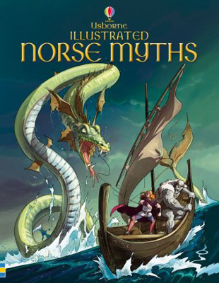 Picture of Illustrated Norse Myths