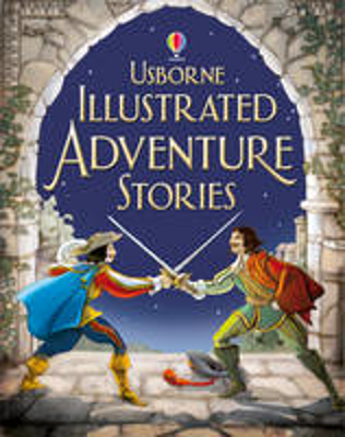 Picture of Illustrated Adventure Stories
